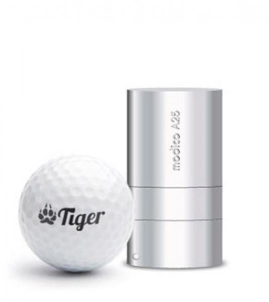 Modico Golfballstempel A25 Ø25mm