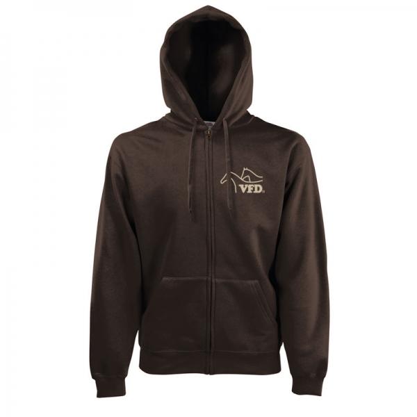 VFD Zip-Hoodie Unisex