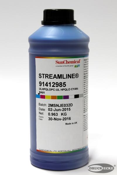 Sun Chemical® STREAMLINE® Ultima HPQLO geruchsarme Premium-Tinte für Mimaki