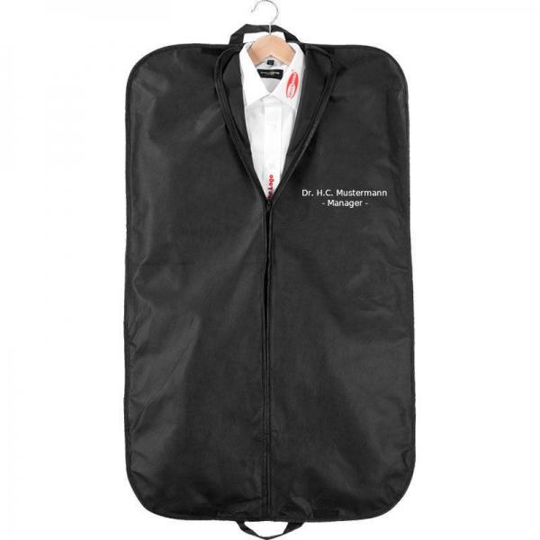 Kleidersack mit Individuellen Stick